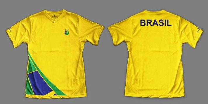 Solfire para Bruno Soares - Copa Davis 2013.