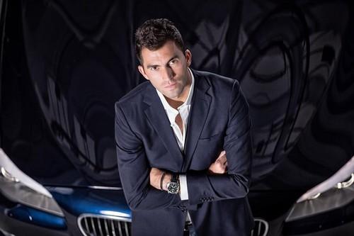 Vem pra minha BMW, gata.