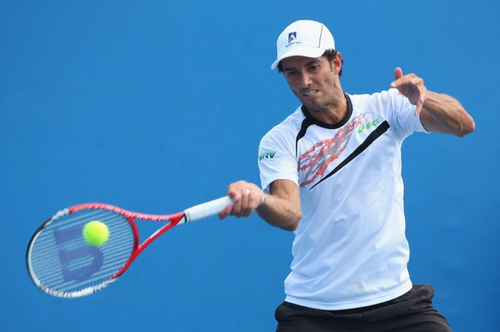André Sá no Australian Open (Foto: Chris Hyde/Getty Images)