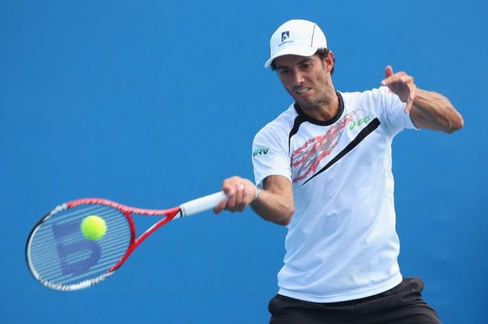 André Sá no Australian Open (Foto: Chris Hyde/Getty Images)