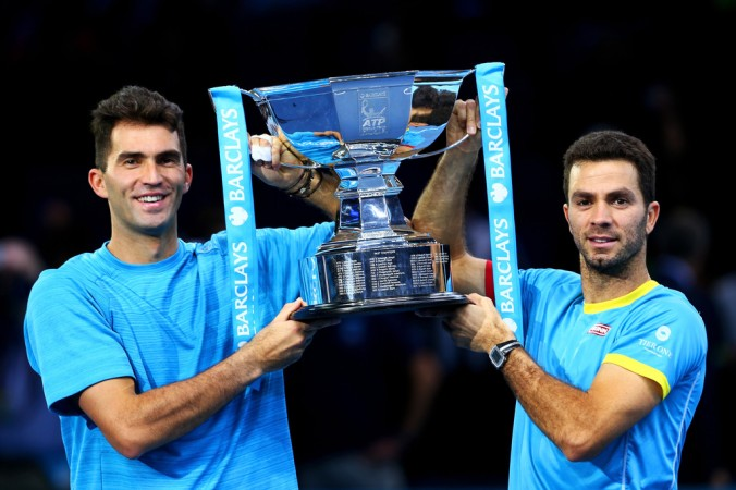 Horia+Tecau+Barclays+ATP+World+Tour+Finals+IQXVXugDHd9x