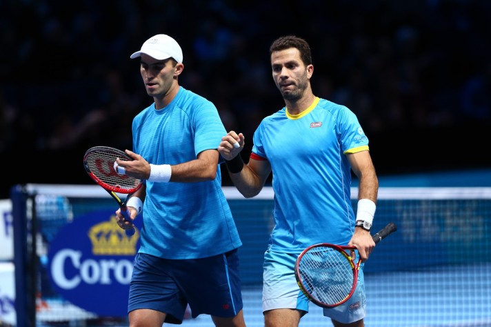 Horia+Tecau+Barclays+ATP+World+Tour+Finals+TfZIJQDi43cx
