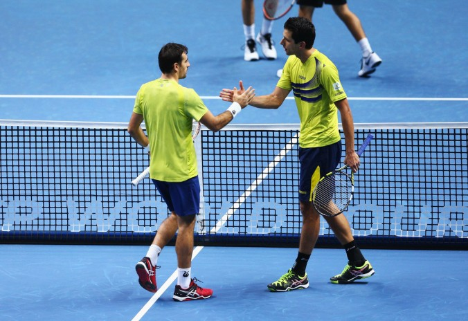 Marcelo+Melo+Barclays+ATP+World+Tour+Finals+pVDkETcEjzWx