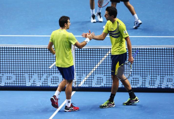 Marcelo+Melo+Barclays+ATP+World+Tour+Finals+pVDkETcEjzWx