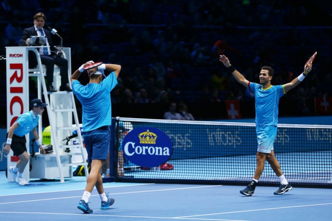 Horia+Tecau+Barclays+ATP+World+Tour+Finals+3Ccm-XLCWQEx