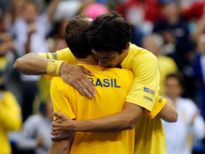 Marcelo+Melo+Bruno+Soares+Davis+Cup+USA+v+t1g-35AEOxhx