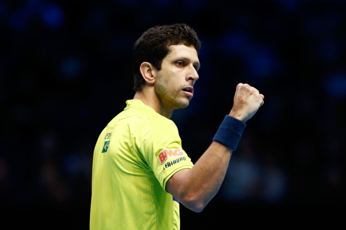 Marcelo+Melo+Barclays+ATP+World+Tour+Finals+64u2y9BjESLx