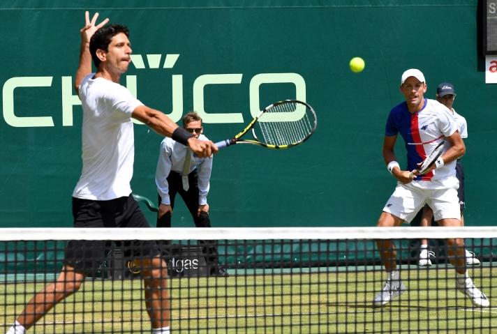 Tennis/Herren Gerry-Weber-Open 2017  Gerry-Weber-Stadion/Halle Halle/Westf   21-06-2017