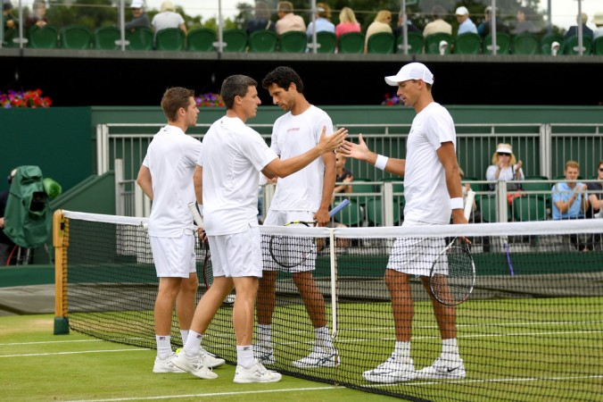 Marcelo+Melo+Day+Nine+Championships+Wimbledon+3DC9FlzijvBx